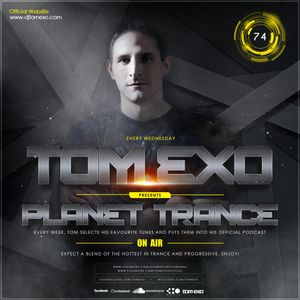 Tom Exo - Planet Trance On Air (PTOA#74)