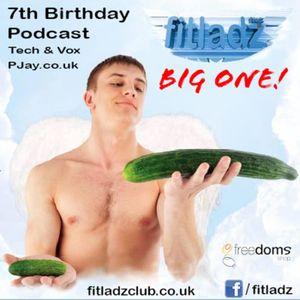 Fitladz 7th Birthday - Big one!