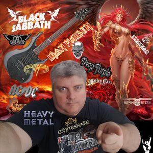 Heavy Hard and Rock Metal Tribute (c) June 2017 DJ PAFBrasil aka Marco A.R.L