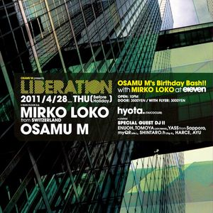 Live at ELEVEN, Tokyo (2011.04.28) Part 1