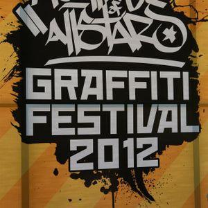 SONZA MOAS 2012 Graffiti Fest. Vol.II