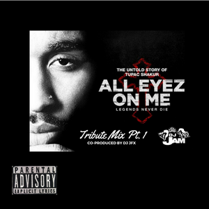 "2Pac ""All Eyez On Me"" Tribute Mix Pt. 1"