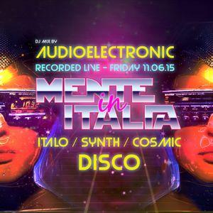 Audioelectronic - Mente in Italia Nov 05 2015