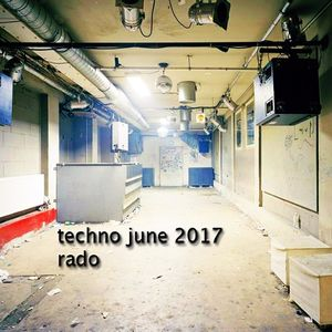 Techno Mix June 2017