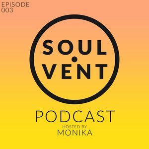 SVR Podcast: Episode 3 (hosted by Monika - Summer Soul 2018 special)