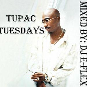 dj eflex ( Tupac Tuesdays ) 20Min Mix (Sept 2012)