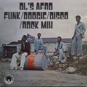 dL's Afro Funk/Disco/Boogie nd Rock Mix