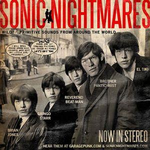 Sonic Nightmares #55