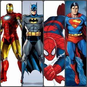 Old Boys - Puntata 1 #Supereroi