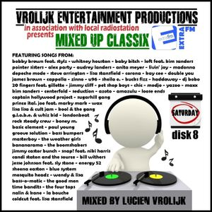 "Mixed Up Classix No. 55 - The ""Odd"" Edition (mixed by Luciën Vrolijk) - Various Artists / 2016-06-11"