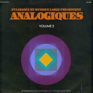 Fulgeance presents ANALOGIQUES VOL2