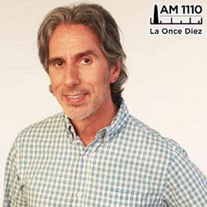 Héctor Recalde en Arriba Juan