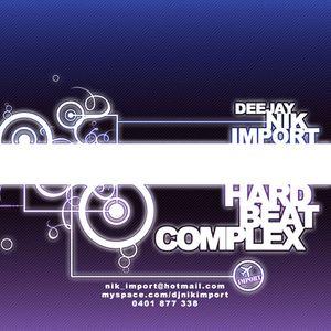 Nik Import - Hard Beat Complex Vol. 1