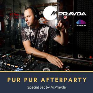 M.PRAVDA - Pravda Music 346 (Nov. 11 2017) Progressive Special