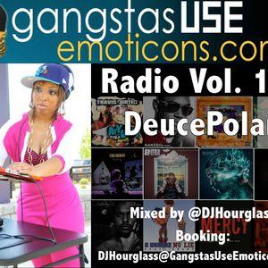 Gangstas Use Emoticons Radio, Vol. 17