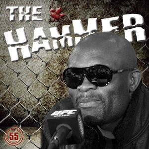 The Hammer MMA Radio - Episode 55