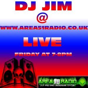 DJ Jim - Quick Blast 8.3.11 - UK Hardcore