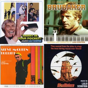 Soundtrack Adventures #184 with LALO SCHIFRIN @ RAdio ZuSa 2016-03-20