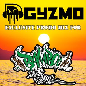 GyZmo´s Exclusive Promo Mix for www.bamboobassfestival.com 2016