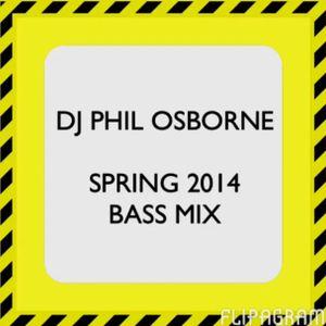 Spring Bass Mix Tape 2014