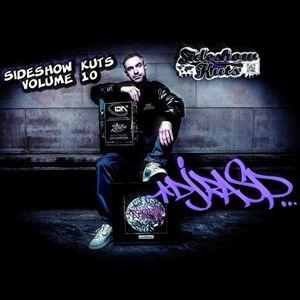 Sideshow KUTS VOLUME 10 BY DJ Rasp  (DRUMSTEP MIX) UK DMC & IDA CHAMP