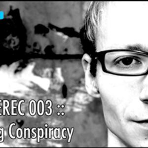 CUBEREC Podcast 003  :: Moog Conspiracy