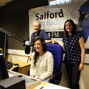 29/8/12 Interview with Caleidra and Rachel on SCR