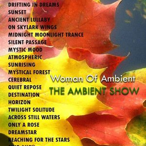 Liminal Borders Radio Ambient Show - Woman Of Ambient