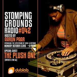 Stomping Grounds Episode 042  w/Special Guest The Plush One - 10/23/17