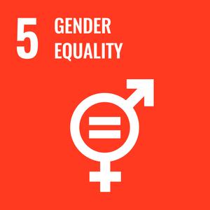 17 bitnih #5 - Gender Equality