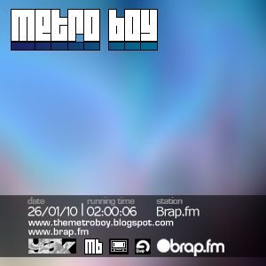 Metroboy | Brap.fm | 26/01/10