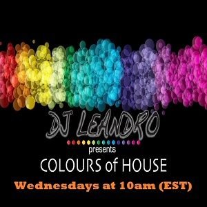Colours Of House 231 by DJ Leandro