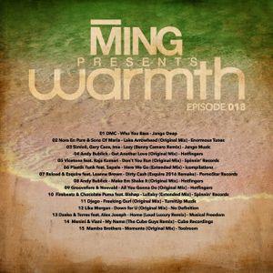 MING Presents Warmth 018