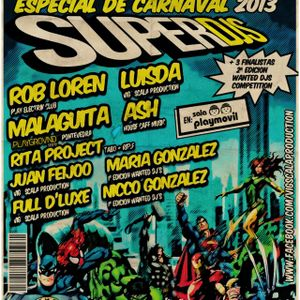 PODCAST #009 DJLUISDA- Sala Playmobil-Vigo(Spain)-SuperDjs-09-02-2013