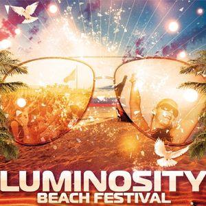 Basil O'Glue - Live @ Luminosity Beach Festival 2015 (FULL SET)