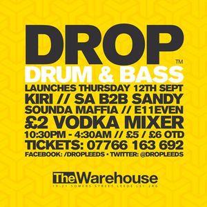 Kiri - Warehouse Leeds DNB Mix