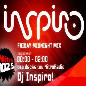 D.J. Inspiro / Live From Nitro Radio 102.5 / Athens Greece / * Spring Inspirations Part 1