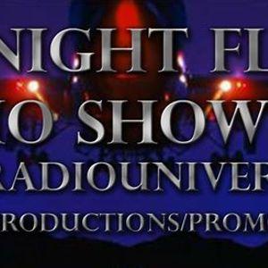 The Night Flight Radio Show July 7th 2017