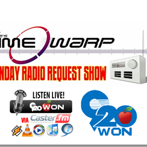 The Time Warp Sunday Request Show- 9/25/16