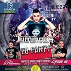 19.03. 2016 Dj Seweryn Euparty Chez marknese    Part 2
