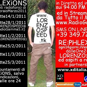 LORENZOSPEED present REPHLEXiONS 11_03_2011 with GRANDEMAGO MS_DOS MAURO PiCCO and more
