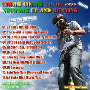 Lava Vice Sound and Colah Colah - Network Up And Running Artist Promo Mix