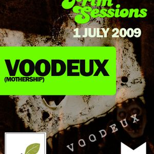 The Prim Sessions with VOODEUX and MEAT!!!!!