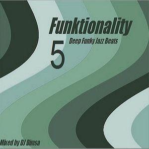 Funktionality 5 - Deep Funky Jazz Beats (2015)