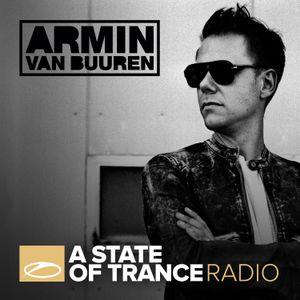 Armin van Buuren - A State Of Trance Episode 803