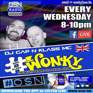 The Wonky Wednesday Show With DJ GAP and Miss Hulacorn 10-03-2021