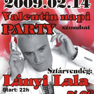 2009.02.KozmixDeeJay - Valentin Party - Dj.Oli - Club Fono Bekes
