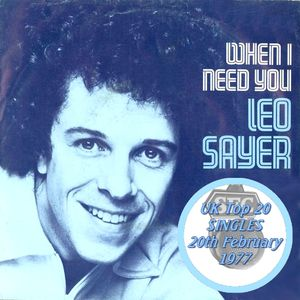 UK TOP 20 SINGLES for February 20th 1977