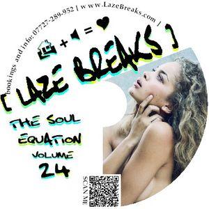 THE SOUL EQUATION volume 24.