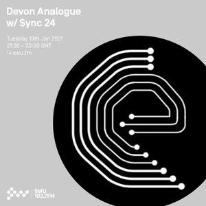 Devon Analogue w/ Sync24 - 19th JAN 2021